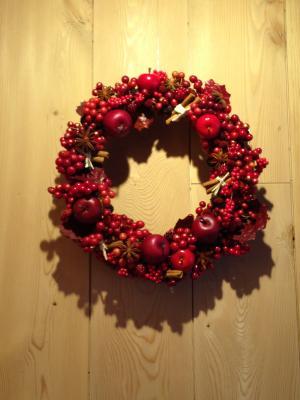 クリスマスアレンジ8