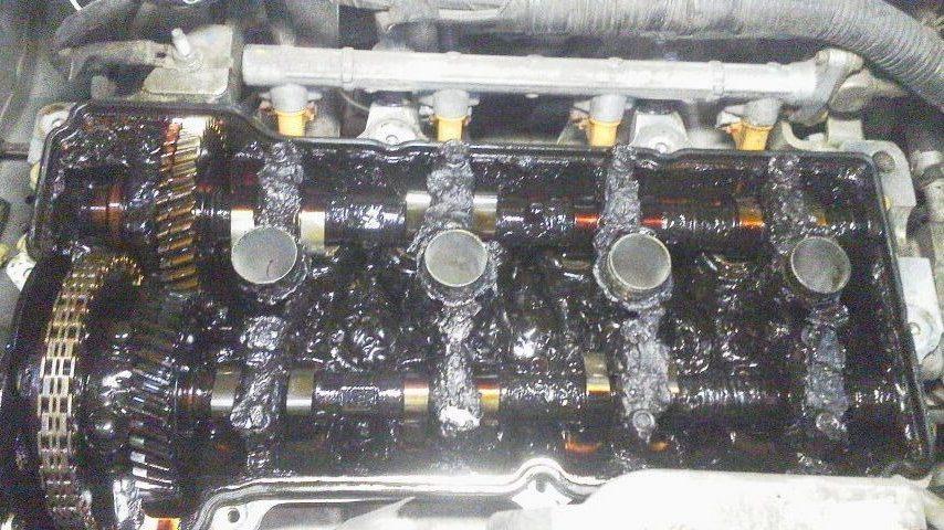 エンジン内部