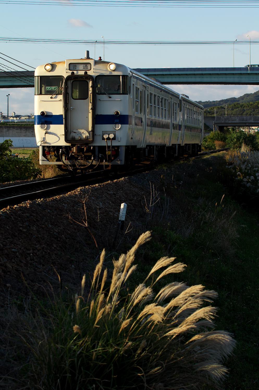キハ47-156+キハ40-2053