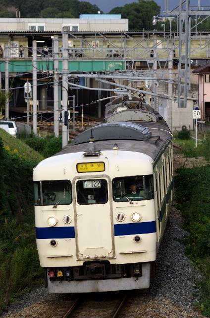 415系篠栗線