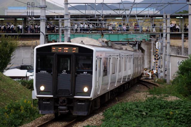 817系篠栗線