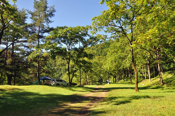 カクレハオートキャンプ