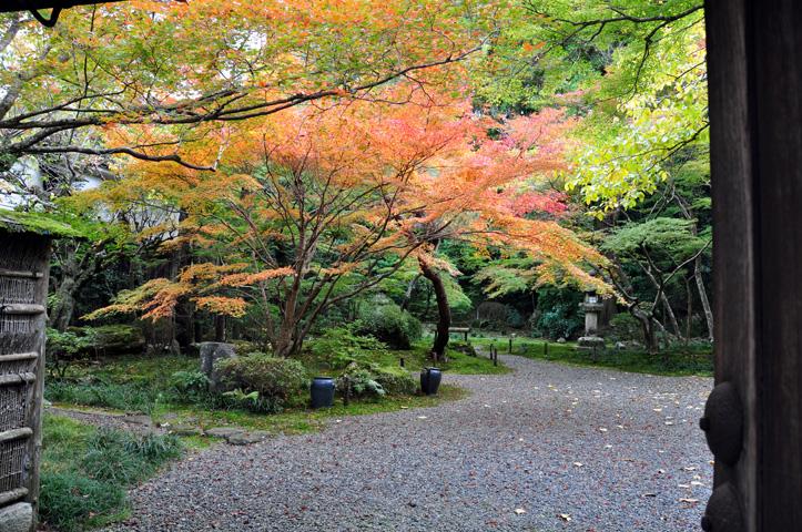 去年の石山寺