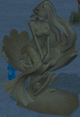 人魚姫 海岸 彫刻 42