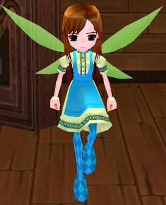 シルフの翅 SAO 衣装 8