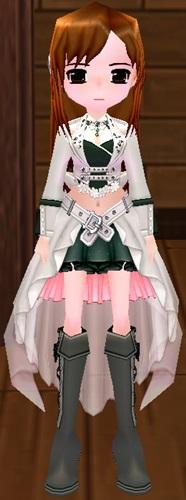 歌姫 アリア 衣装 1
