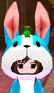 開く 染色 うさヘル 6