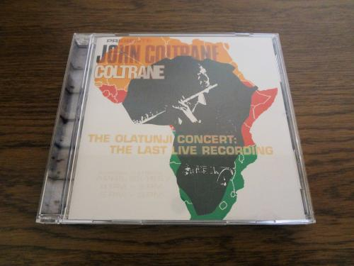 John Coltrane / Olatunji Concert