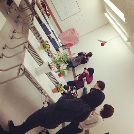 女子カメラ教室