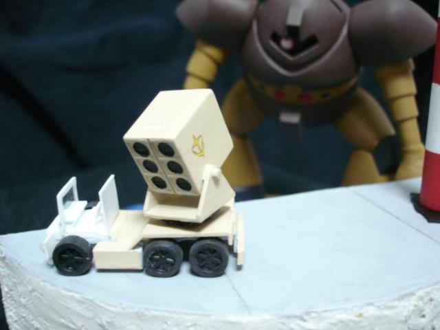 ゴック ジオラマ 002