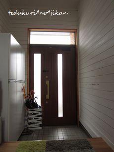 玄関プチリフォームy