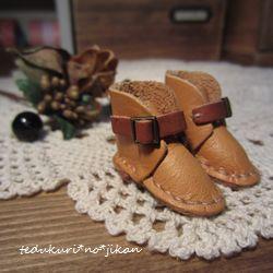 ちいさな靴 完成2
