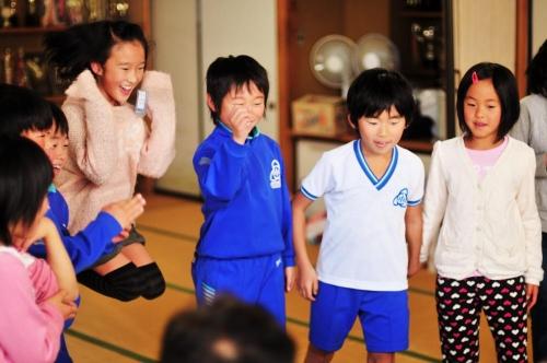 大沢小学校3年生
