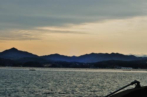大沢から観る山田湾