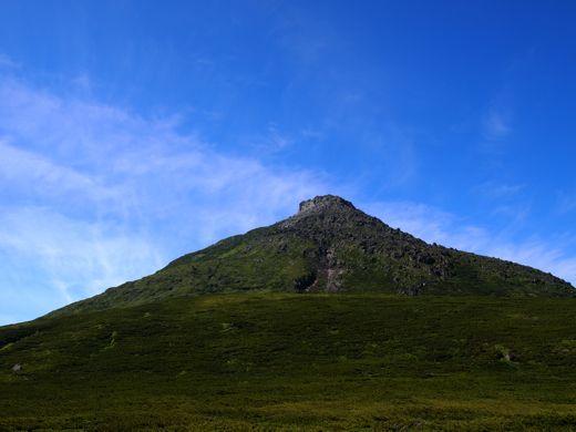 羅臼平から羅臼岳
