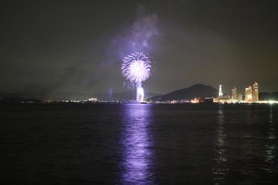 20130714マリーナの花火3