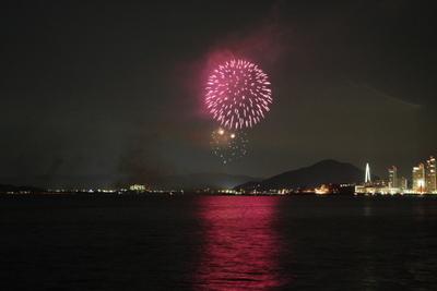 20130714マリーナの花火4