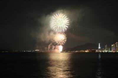 20130714マリーナの花火5