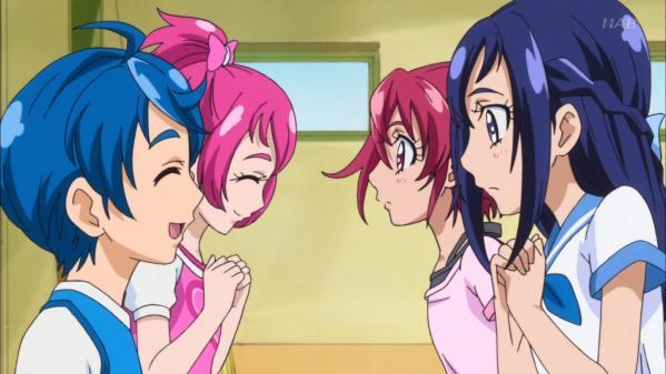 『ドキドキ!プリキュア』第29話・・・ラケルのショタ化が結構可愛かった・・・・