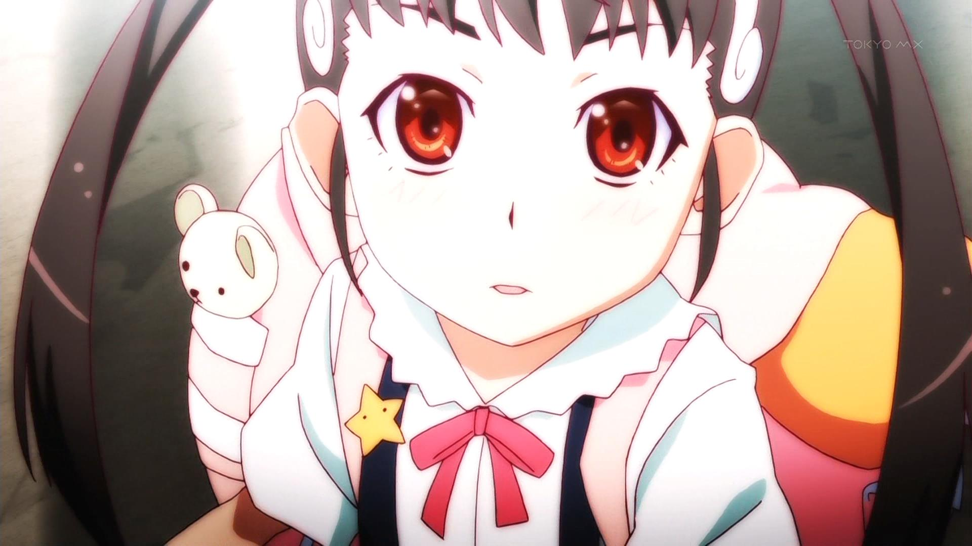 『傾物語』アニメ誌で21歳になった八九寺のアニメ版権絵きたあああああ!