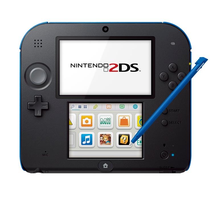 『ニンテンドー2DS』発売決定!! 2DSと3DSのスペック比較したら3DSより機能削った2DSの方が重い模様w