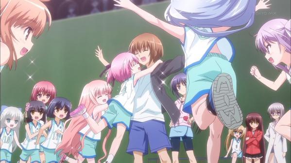『ロウきゅーぶ!SS』第11話・・・なんで熱いバスケアニメなんだ!女子小学生のバスケじゃない・・・