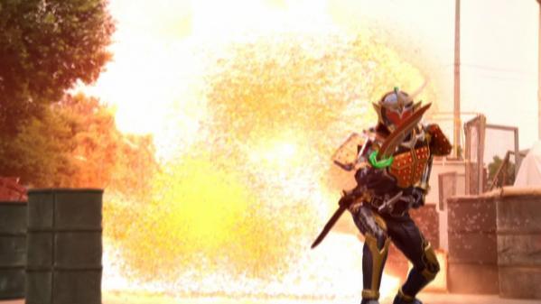 新番組『仮面ライダー 鎧武』第1話・・・虚淵ライダー! 剣ギミックはいいけど、見た目はやっぱりアレだったな