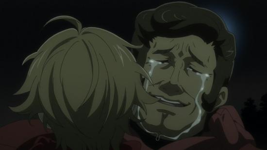 『サムライフラメンコ』第3話・・・ギャグ回だったなw ホモォ・・・っぽいけどいいおっさんや
