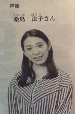 """声優の桑島法子さん「アイドル声優は""""旬""""が過ぎたら使ってもらえなくなります」"""
