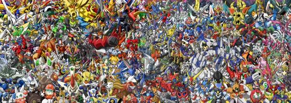 文化庁により「日本アニメ史・ロボットアニメ編」とかいう全90ページのPDFが作成される! でもギアスとかグレンが入ってないんだが