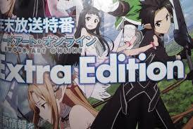 年末特番アニメ『ソードアート・オンライン Extra Edition』各ヒロインの水着設定画公開!