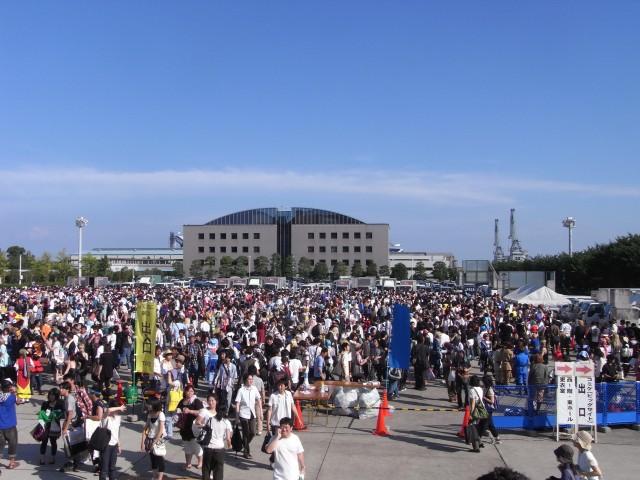 【夏コミ】2日目も過去最多タイ21万人が来場! 40度超の猛暑も記録更新の勢い
