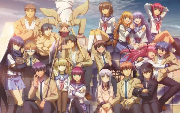 『Angel Beats!』BS-TBSで特別篇が放送されるよおおおおおお!