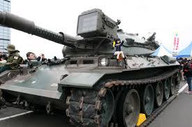 【ガールズ&パンツァー】イベントで最新鋭戦車と女性声優が登場!3日間のイベントに訪れたのは、昨年のイベントの5倍にあたる約3万2000人
