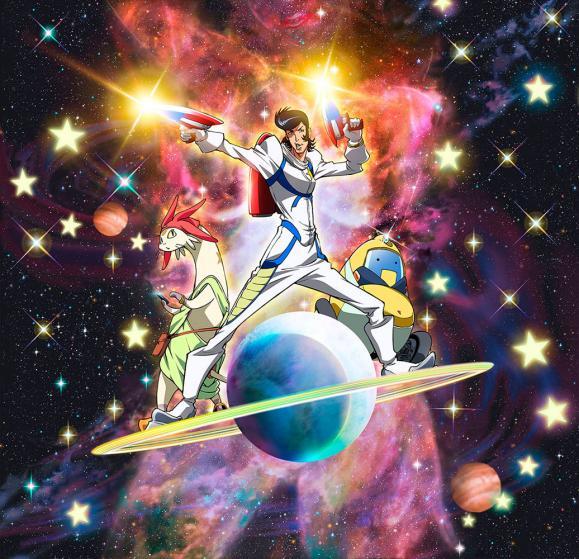 「カウボーイビバップ」スタッフ・ボンズ新作SFアニメ『スペース☆ダンディ』2014年1月放送開始! スタッフも公開