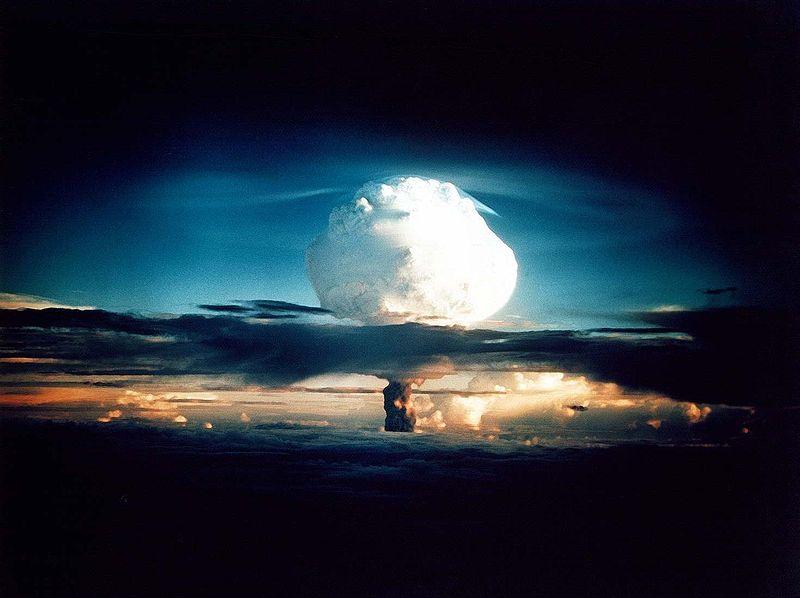 核実験アイビー