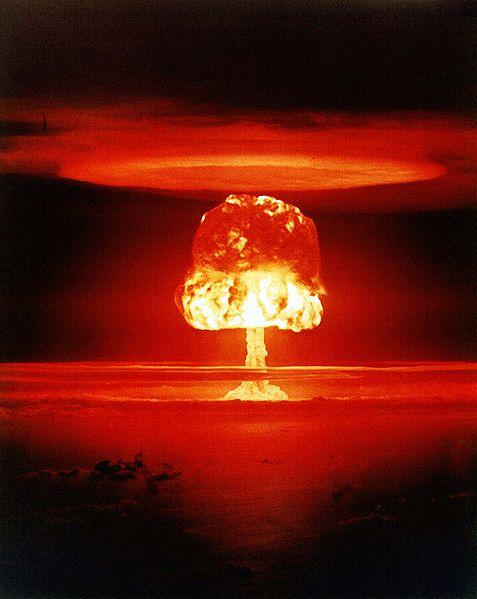核実験キャスル ロメオ