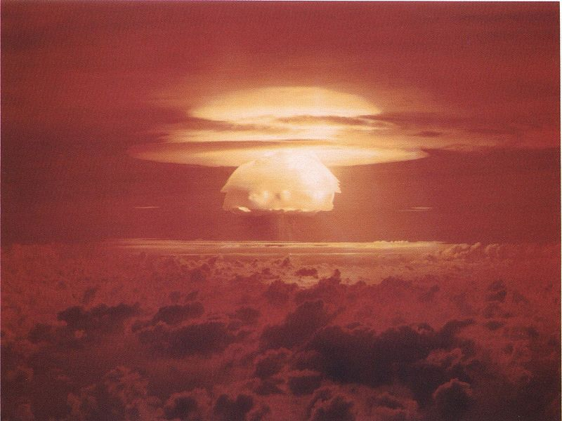 核実験キャスル ブラボー