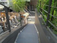 道住寺 階段