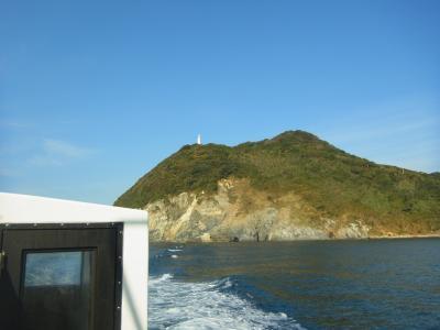 蓋井島 西の灯台
