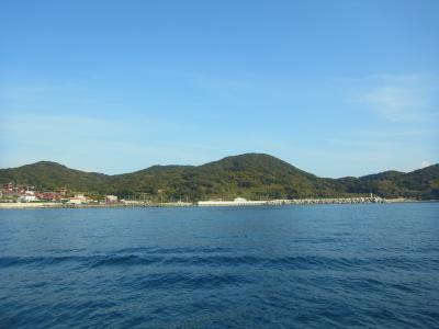 蓋井島 漁港