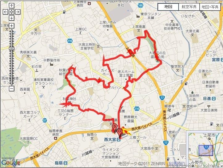 コース図20110528