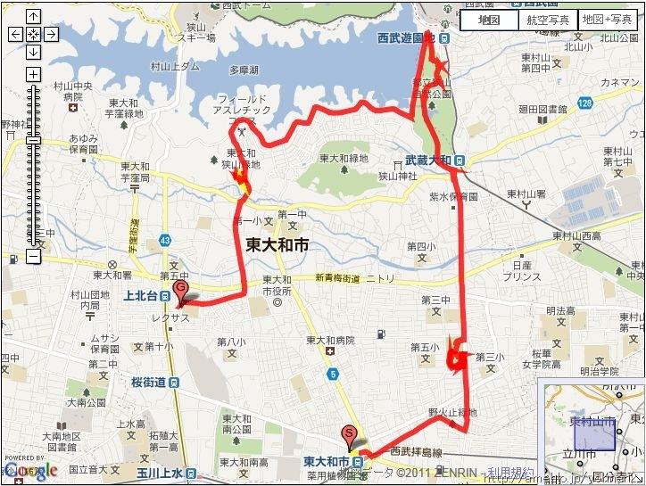 コース図20110925