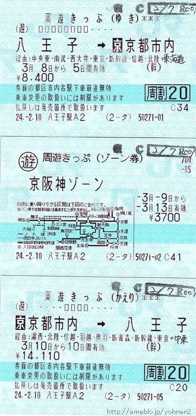 IMG周遊きっぷ