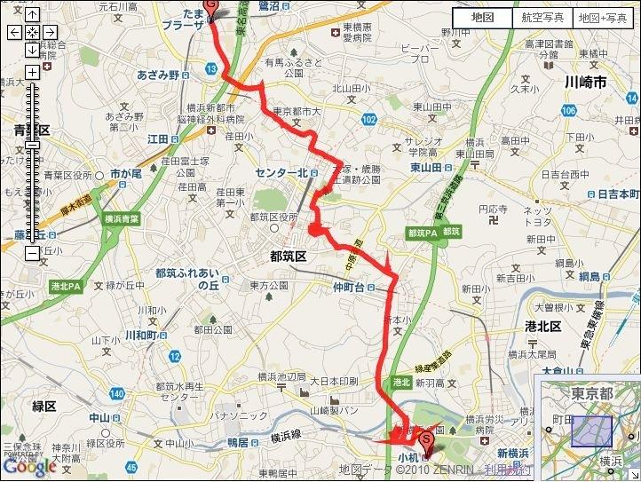 20101128 コース図