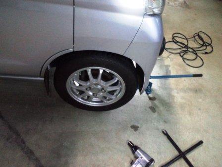 タイヤ交換141129c