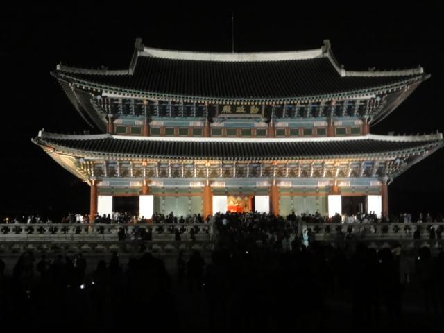 2012年10月 景福宮1