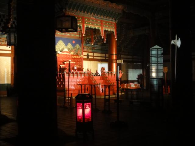 2012年10月 景福宮2