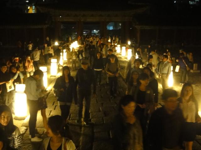2012年10月 昌慶宮1