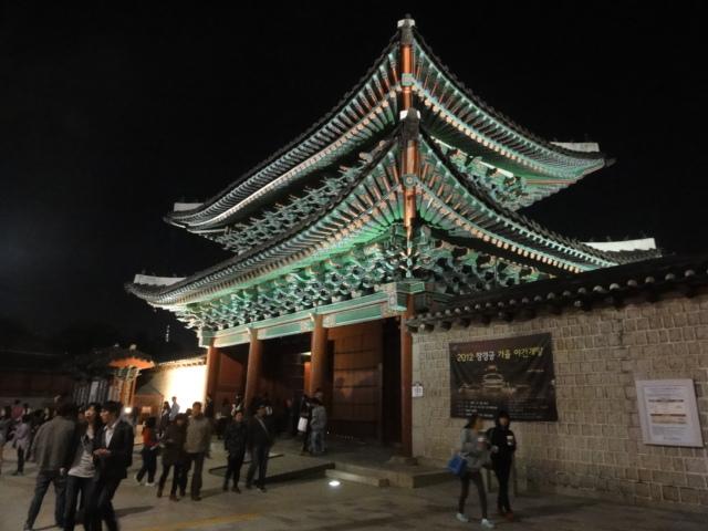 2012年10月 昌慶宮3